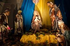 Narodzenie Jezusa Obraz Stock