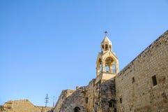 Narodzenie Jezusa kościół, Betlejem, Palestyna, Zdjęcie Royalty Free