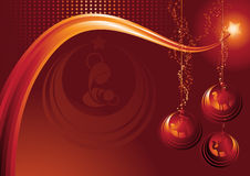 narodzenie jezusa pocztówka Obrazy Stock
