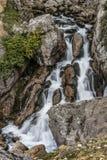Narodziny rzeka Castril fotografia stock