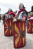Narodziny Rzym festiwal 2015 Fotografia Stock