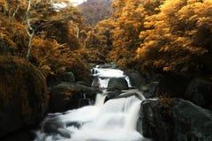Narong waterfall Royalty Free Stock Photography