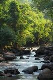 Narong waterfall Royalty Free Stock Image