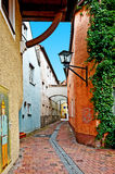Narrow Alley Stock Images
