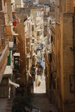 Narrow Alley Stock Photos