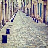 Narrow Alley Stock Image
