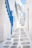 Narrow alley Royalty Free Stock Photography