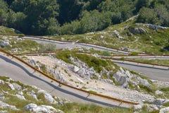 Free Narrow And Extreme Road To Highest Peak Sveti Jure Saint George Of Biokovo National Park Royalty Free Stock Photography - 154662207