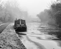 Narrow Boat Stock Images