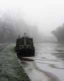 Narrow Boat Royalty Free Stock Photo