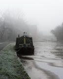 Narrow Boat Royalty Free Stock Photo