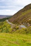 Country road in  Wicklow Mountains, Ireland Stock Photos