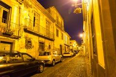 Narrow european street Stock Photography