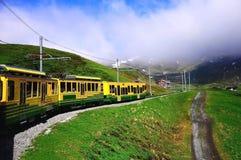 Narrow gauge railway. Stock Photo
