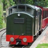 Narrow Gauge Railway. Royalty Free Stock Photo