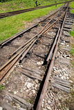 Narrow-gauge railway Stock Images