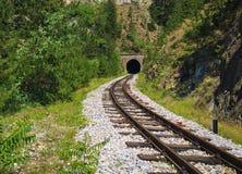 Narrow gauge railway Royalty Free Stock Photography