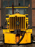 Narrow Gauge Switcher Royalty Free Stock Photo