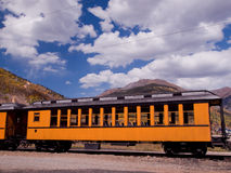 Narrow Gauge Train Royalty Free Stock Photography