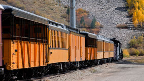 Narrow Gauge Train Stock Images