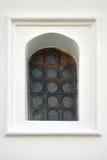 Narrow grating window Stock Photos