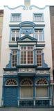 Narrow house – Dublin Royalty Free Stock Photos