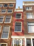 Narrow house Royalty Free Stock Image