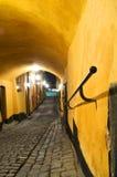 Narrow Passage Royalty Free Stock Photo