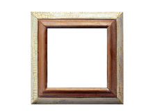 Narrow Rustic Frame Royalty Free Stock Photography