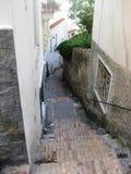Narrow steps Stock Image