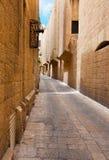 Narrow stone streets Royalty Free Stock Photos