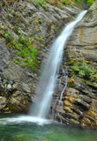 Narrow stream of water Stock Images