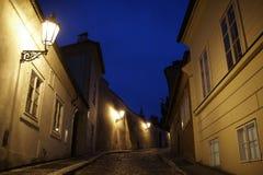 Narrow street Stock Image
