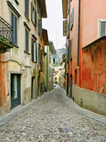 Narrow street. Stock Photography