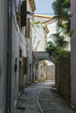 Narrow street Royalty Free Stock Images