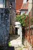 Narrow Street Royalty Free Stock Image
