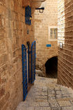 Street of Jaffa, Israel Royalty Free Stock Photography