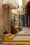 Street of Jaffa, Israel Stock Photos