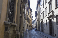 Narrow Street Royalty Free Stock Photography