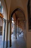 The narrow street Royalty Free Stock Photo