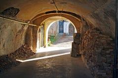Free Narrow Street Tunnel Stock Photography - 16686992