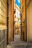 Narrow street Royalty Free Stock Images