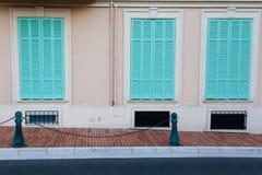 Narrow streets of Nice Royalty Free Stock Image