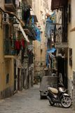 Narrow Streets Royalty Free Stock Photos