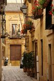Narrow Streets Royalty Free Stock Images