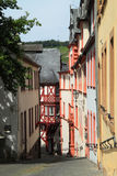 Narrow streets and passageways Stock Photography
