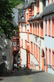 Narrow streets and passageways Royalty Free Stock Photo