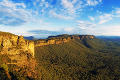 Narrowneck, Katoomba Royalty Free Stock Photo
