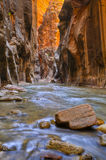 The Narrows Royalty Free Stock Photos