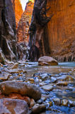 The Narrows Royalty Free Stock Image